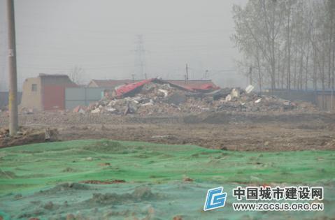 淄博张店:合法房屋被拆除背后牵出多起土地违法案件