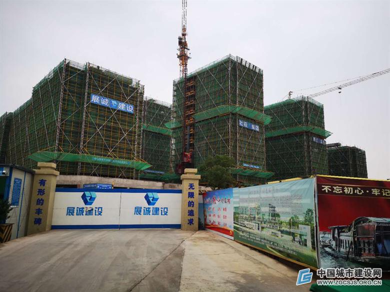 浙江义乌:在建房子多处出现质量问题